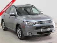 USED 2015 15 MITSUBISHI OUTLANDER 2.0 PHEV GX 3H 5d AUTO 162 BHP 1 Owner, Full Mitsubishi Service History, Mitsubishi Warranty until July 2020, MOT until August 2019, £0 Road Fund Licence, Half Leather, Parking Sensors, Bluetooth, Air Conditioning, Alloys. Nationwide Delivery Available. finance Available at 9.9% APR Representative