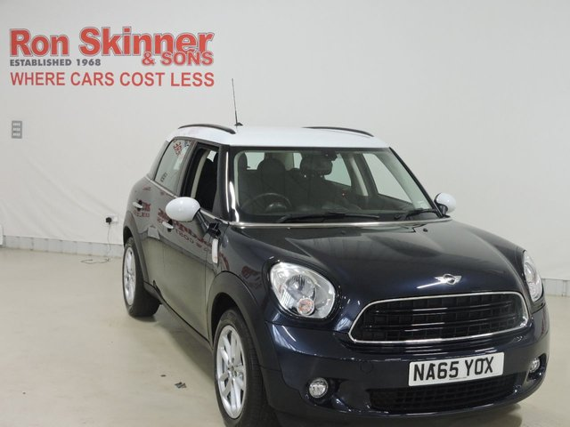 View our 2015 65 MINI COUNTRYMAN 1.6 COOPER 5d 122 BHP with CHILI Pack