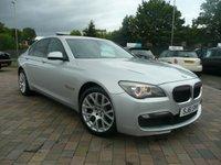 2011 BMW 7 SERIES 3.0 730D M SPORT 4d AUTO 242 BHP £13999.00
