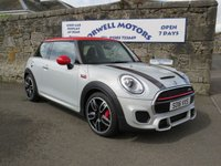 USED 2016 16 MINI HATCH JOHN COOPER WORKS 2.0 JOHN COOPER WORKS 3d 228 BHP NEW STOCK ARRIVING SOON