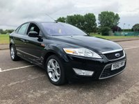 USED 2010 60 FORD MONDEO 2.0 SPORT 5d 145 BHP