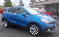 2015 VAUXHALL MOKKA 1.6 SE S/S 5d 113 BHP £9495.00