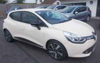 2015 RENAULT CLIO 1.5 DYNAMIQUE S MEDIANAV ENERGY DCI S/S 5d 90 BHP FREE ROAD TAX  £8995.00