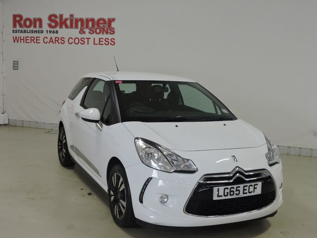 View our 2015 65 DS DS 3 1.2 PURETECH DSIGN 3d 80 BHP
