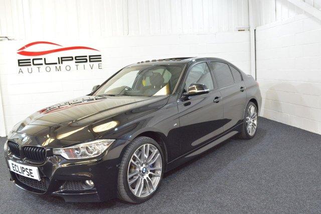2014 BMW 3 SERIES 3.0 330D XDRIVE M SPORT 4d AUTO 255 BHP