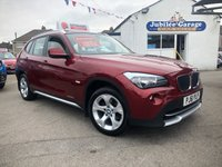 USED 2011 61 BMW X1 2.0 XDRIVE20D SE 5d AUTO 174 BHP One Owner, Full BMW Histrory, Front & Rear PDC!