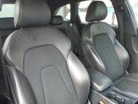 USED 2014 14 AUDI A4 2.0 AVANT TDI S LINE BLACK EDITION 5d 148 BHP