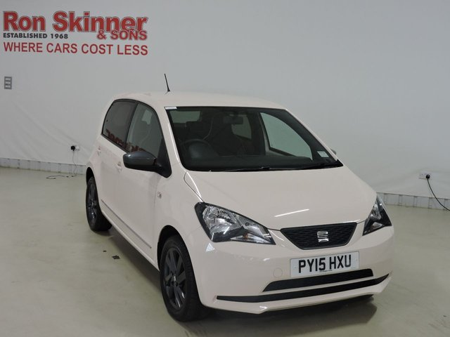 View our 2015 15 SEAT MII 1.0 MII BY MANGO 5d 74 BHP