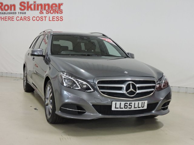 View our 2016 65 MERCEDES-BENZ E-CLASS 2.1 E220 BLUETEC SE 4d AUTO 174 BHP