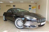 2009 ASTON MARTIN DB9 5.9 V12 VOLANTE 2d AUTO 470 BHP £52950.00