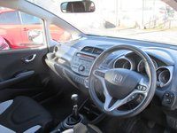 USED 2014 63 HONDA JAZZ 1.3 I-VTEC SI 5d 99 BHP STEERING WHEEL MOUNTED AUDIO CONTROLS
