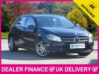 USED 2014 MERCEDES-BENZ A CLASS  CDI A180 SPORT SAT NAV MAP PILOT PREWIRE LEATHER AIR CONDITIONING CRUISE CLIMATE CONTROL