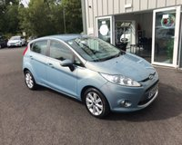 USED 2009 09 FORD FIESTA 1.4 ZETEC AUTOMATIC THIS VEHICLE IS AT SITE 1 - TO VIEW CALL US ON 01903 892224