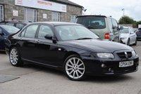 2004 MG ZT 2.5 V6 190 PLUS 4d 188 BHP £2475.00