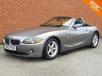 2004 BMW Z4 2.2 Z4 SE ROADSTER 2d 168 BHP £SOLD