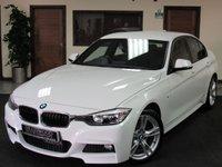 2013 BMW 3 SERIES 2.0 320D M SPORT 4d 181 BHP £14950.00