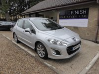 USED 2013 13 PEUGEOT 308 1.6 E-HDI ACTIVE 5d 112 BHP # FULL SERVICE HISTORY 5 STAMPS # £30 ROAD TAX # 2 KEYS #