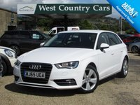 USED 2015 65 AUDI A3 1.6 TDI SPORT 5d 109 BHP High Quality Family Hatchback, Locally Owned