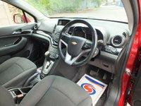 USED 2011 61 CHEVROLET ORLANDO 2.0 LT VCDI 5d AUTO 163 BHP