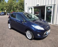 USED 2012 12 FORD FIESTA 1.4 TITANIUM AUTOMATIC THIS VEHICLE IS AT SITE 2 - TO VIEW CALL US ON 01903 323333