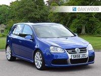 2008 VOLKSWAGEN GOLF 3.2 R32 DSG 5d AUTO 250 BHP £9795.00