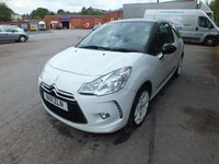USED 2011 11 CITROEN DS3 1.6 E-HDI DSTYLE 3d 90 BHP