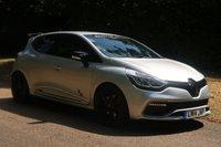 USED 2014 13 RENAULT CLIO 1.6 RENAULTSPORT 5d AUTO 200 BHP