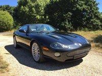 2005 JAGUAR XKR 4.2 XKR COUPE 2d AUTO 396 BHP £21490.00