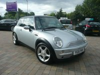2002 MINI HATCH COOPER 1.6 COOPER 3d 114 BHP £SOLD