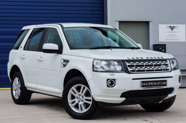 2013 13 LAND ROVER FREELANDER 2.2 TD4 XS (SAT NAV / HEATED LEATHER)