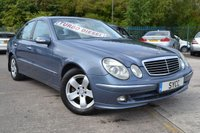 USED 2004 MERCEDES-BENZ E CLASS 3.2 E320 CDI AVANTGARDE 4d AUTO 204 BHP 11 SERVICE STAMPS ~ HEATED NAPPA LEATHER ~ 2 KEYS
