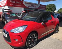 2013 CITROEN DS3 1.6 E-HDI DSTYLE PLUS  *ONLY 33,000 MILES* £6495.00