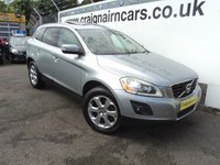 USED 2009 09 VOLVO XC60 2.4 D DRIVE SE LUX 5d 175 BHP Panoramic Roof+Full Leather+Heated Seats+FVSH
