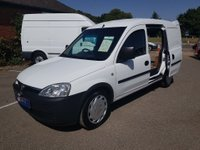 2009 VAUXHALL COMBO 2000 1.3 CDTi Direct From The Welsh Water Board £2495.00
