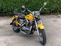 1990 HARLEY-DAVIDSON XLH 1200 1200cc XLH 1200  £4000.00
