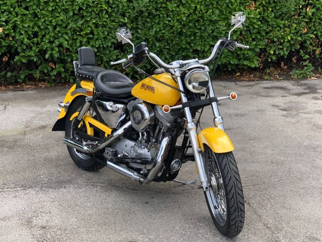 View our HARLEY-DAVIDSON XLH 1200