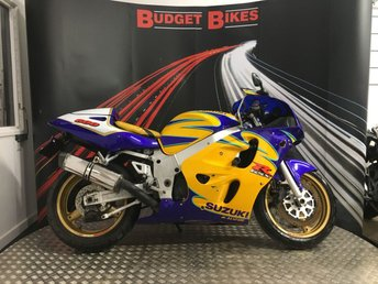 View our SUZUKI GSXR600