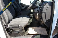 USED 2016 16 VAUXHALL MOVANO 2.3 F3500 L3H2 P/C CDTI LUTON  S/S 1d 136 BHP LOW LOADER LUTON