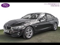 USED 2015 15 BMW 4 SERIES 2.0 420D SE GRAN COUPE 4d 181 BHP