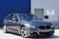USED 2013 BMW 3 SERIES 2.0 320D M SPORT TOURING AUTO (SAT NAV)