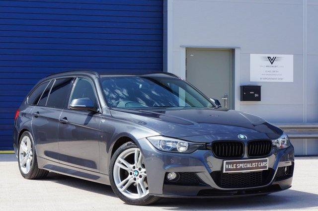 2013 BMW 3 SERIES 2.0 320D M SPORT TOURING AUTO (SAT NAV)
