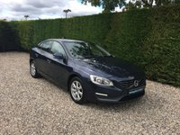 2013 VOLVO S60 2.0 D3 BUSINESS EDITION 4d 134 BHP £5995.00
