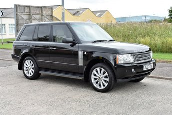 2007 LAND ROVER RANGE ROVER 3.6 TDV8 VOGUE 5d AUTO 272 BHP £SOLD