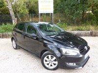 USED 2014 14 VOLKSWAGEN POLO 1.4 MATCH EDITION 5dr Air Con, Cruise, PDC