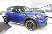 2015 MINI COUNTRYMAN 1.6 COOPER S ALL4 190 BHP £14950.00