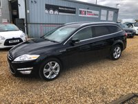 USED 2014 63 FORD MONDEO 1.6 TITANIUM X BUSINESS EDITION TDCI START/STOP 5d 114 BHP