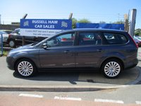 USED 2009 59 FORD FOCUS 1.8 TITANIUM TDCI 5d 115 BHP 4 Stamps Of Service History .2 Owners .New MOT & Full Service Done on purchase + 2 Years FREE Mot & Service Included After . 3 Months Russell Ham Quality Warranty . All Car's Are HPI Clear . Finance Arranged - Credit Card's Accepted . for more cars www.russellham.co.uk  - Spare Key-Owners Book Pack.