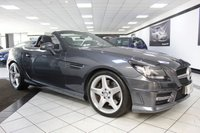 2013 MERCEDES-BENZ SLK SLK250 CDI AMG SPORT AUTO BLUEEFFICIENCY 204 BHP £13975.00