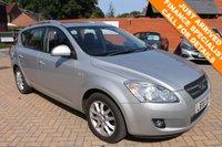2008 KIA CEED 1.6 LS SW CRDI 5d 114 BHP £2695.00