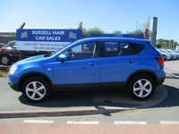 USED 2010 59 NISSAN QASHQAI 1.5 ACENTA DCI 5d 105 BHP 7 Stamps Of Service History .2 Owners .New MOT & Full Service Done on purchase + 2 Years FREE Mot & Service Included After . 3 Months Russell Ham Quality Warranty . All Car's Are HPI Clear . Finance Arranged - Credit Card's Accepted . for more cars www.russellham.co.uk  - Spare Key-Owners Book Pack. Cambelt Replaced @ 78k.